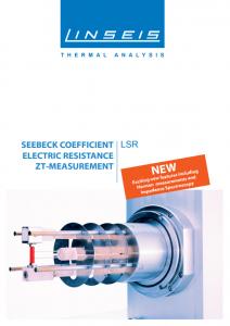 LSR Product brochure (PDF)