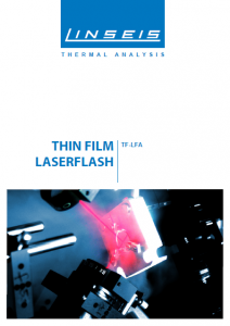 Product brochure TF-LFA (PDF)