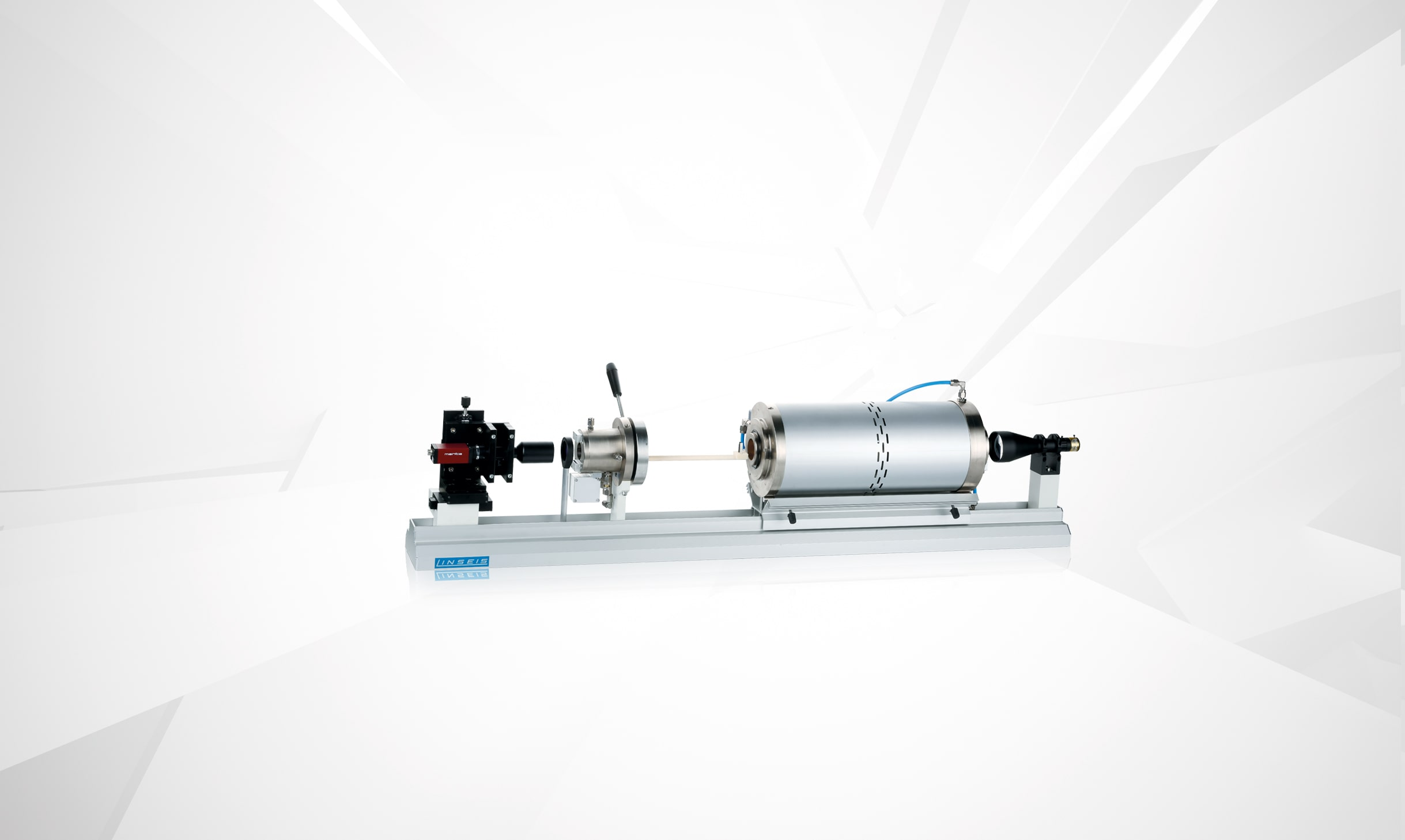 Linseis optisches Dilatometer