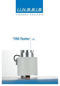 TIM Tester brochure (PDF)